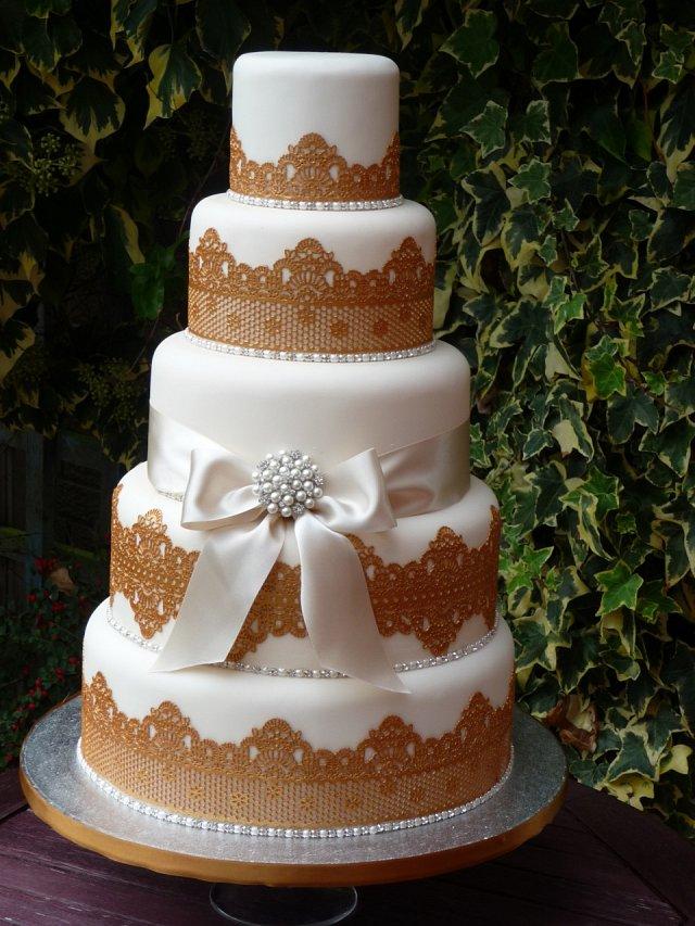 Autumn Wedding Cakes Uk