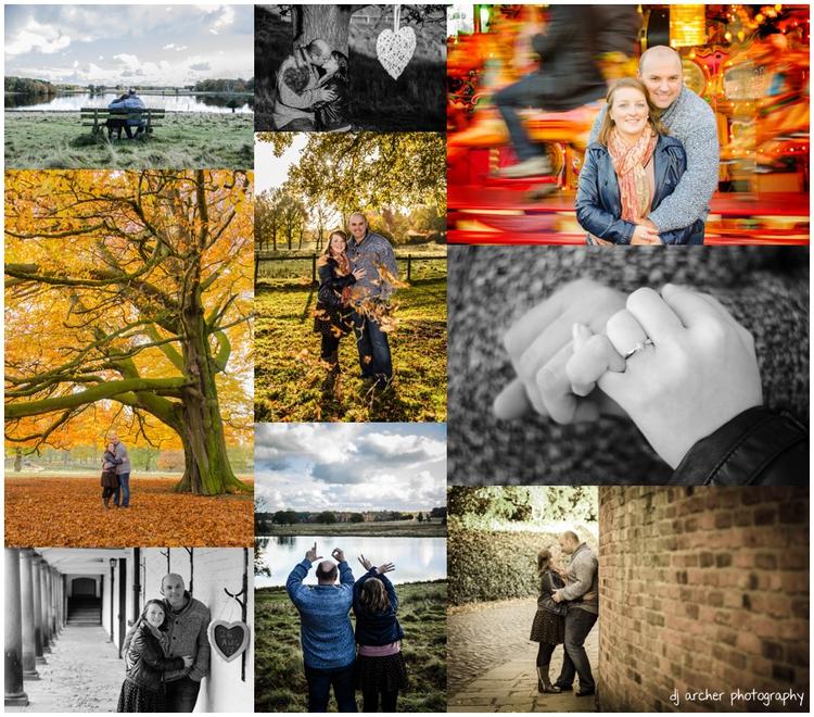Engagement Shoot dj archer photography 1